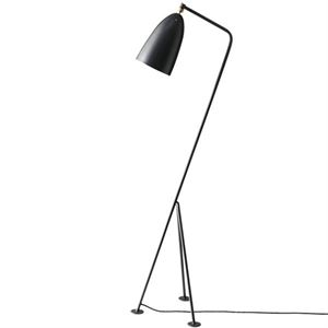 GUBI Grossman Collection Gr�sshoppa Gulvlampe Antracit Gr�