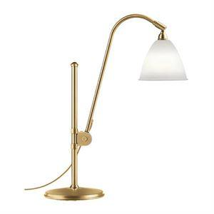 Bestlite BL1 Bordlampe Messing & Porselen