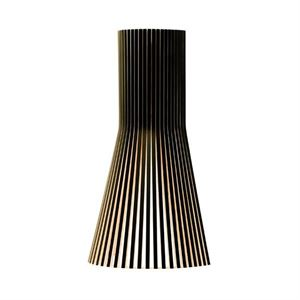 Secto 4231 Vegglampe Sort